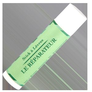 baume à lèvres réparateur